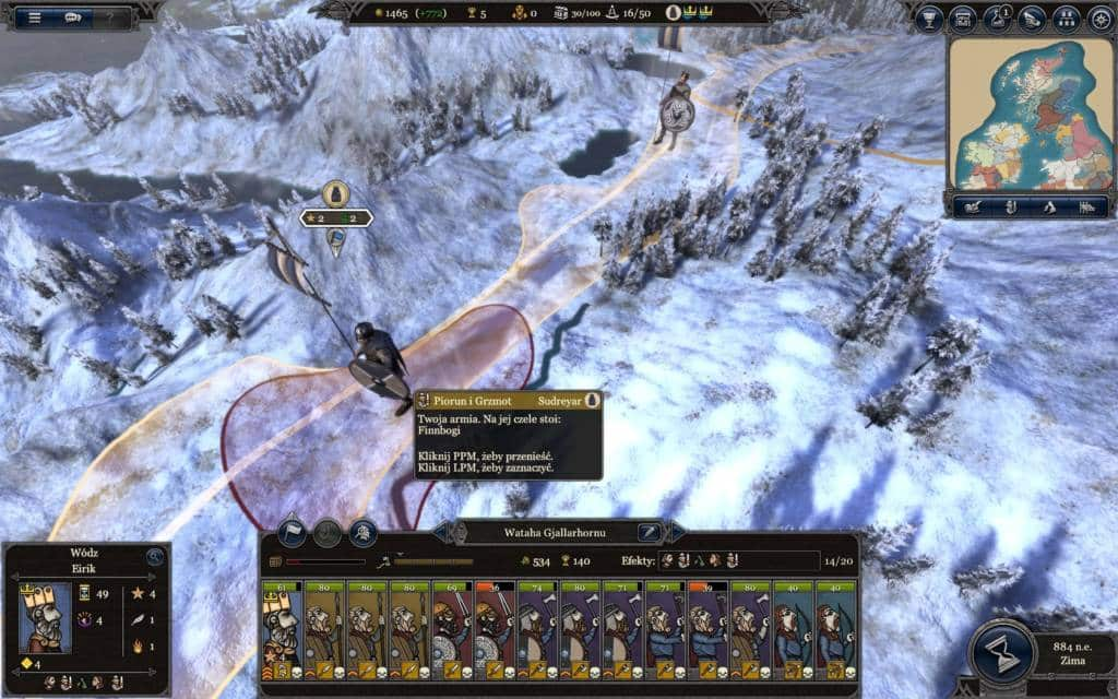 Total War Saga Thrones Of Britannia Screen5