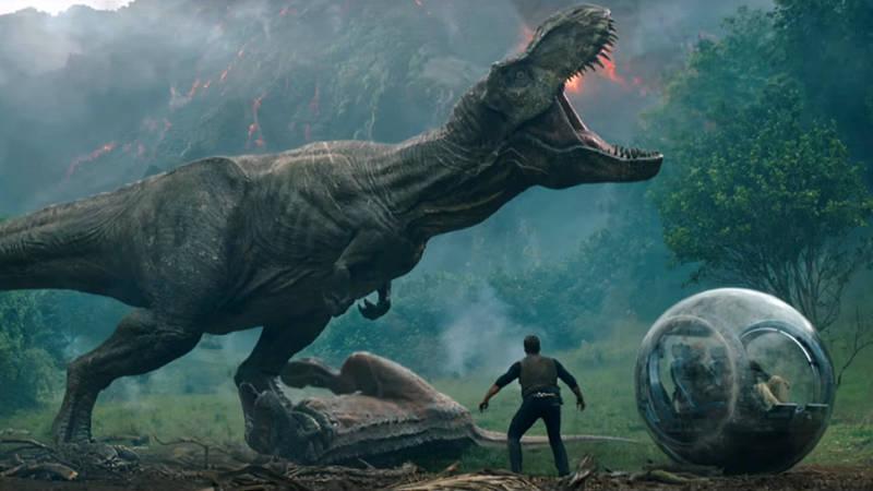 Jurassic World: Upadłe królestwo1