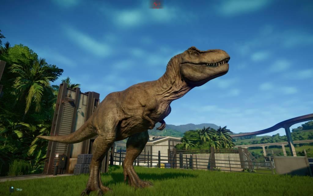 Jurassic World Evolution4