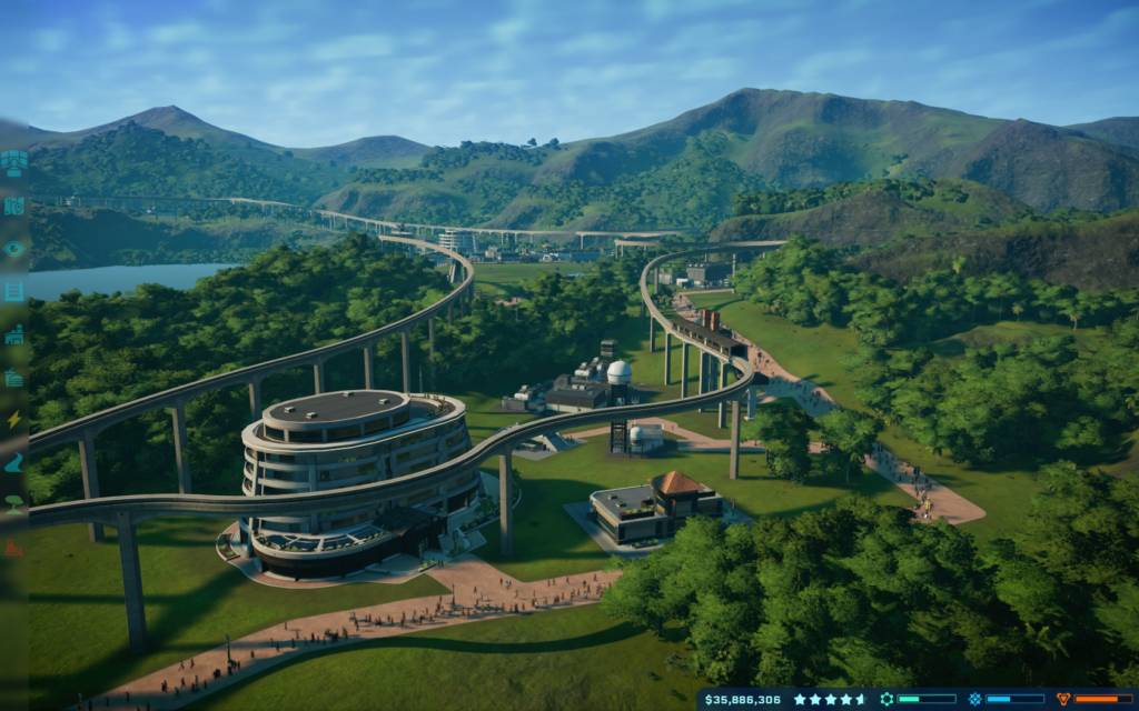 Jurassic World Evolution5