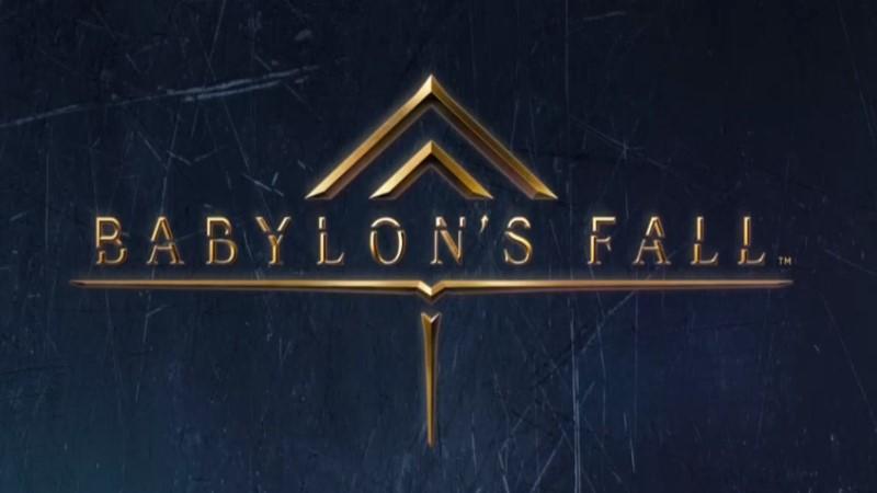 Babylons Fall Logo