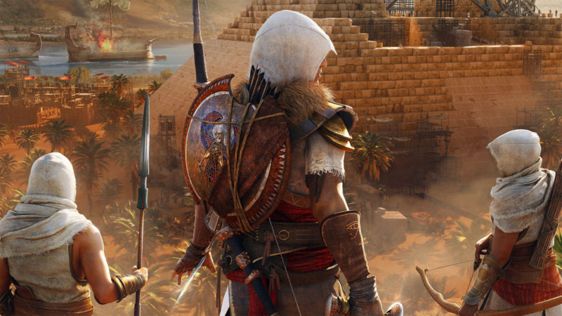 Patch 1.0.5 Do Assassins Creed Origins 800x450