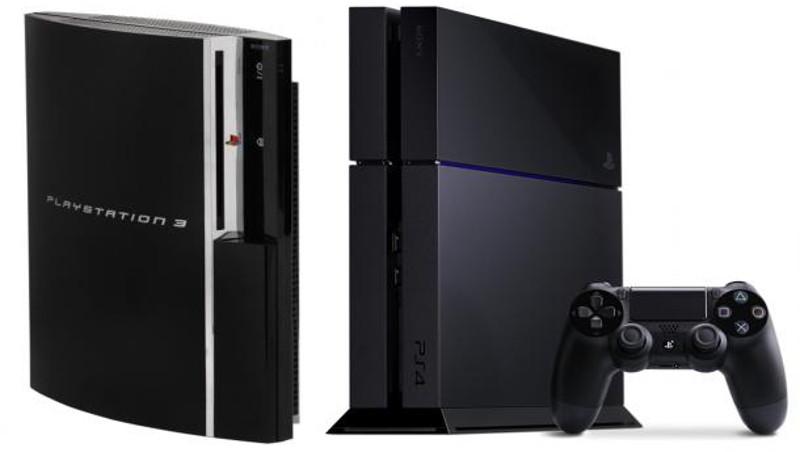 Playstation 4 i Playstation 3