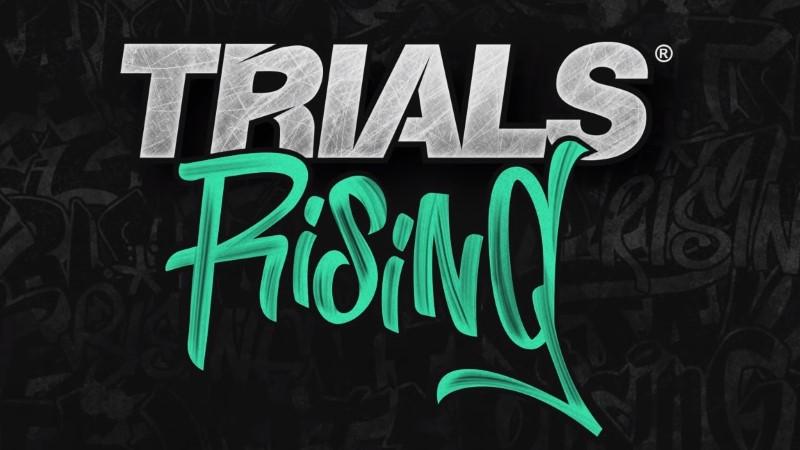 Trials Rising Logo
