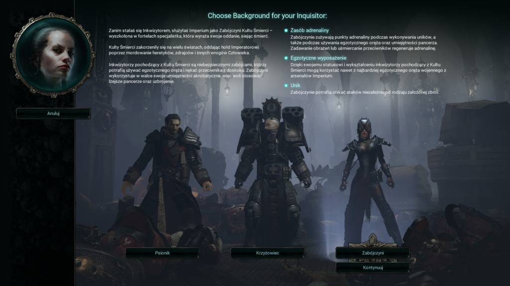 Warhammer 40,000 Inquisitor – Martyr Screen3