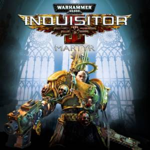Warhammer 40,000 Inquisitor Martyr