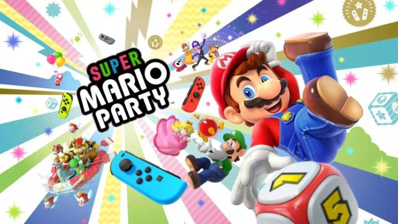 super mario party switch reveal art e1537993619548