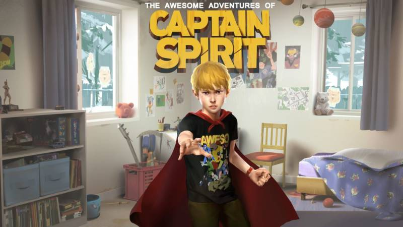 The Awesome Adventures of Captain Spirit 2 e1570894032295