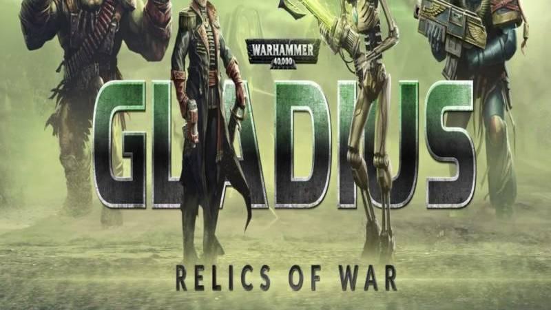 Warhammer 40000 Gladius Relics Of War