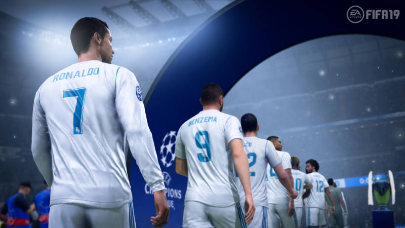 Fifa 19 Ronaldo Gp