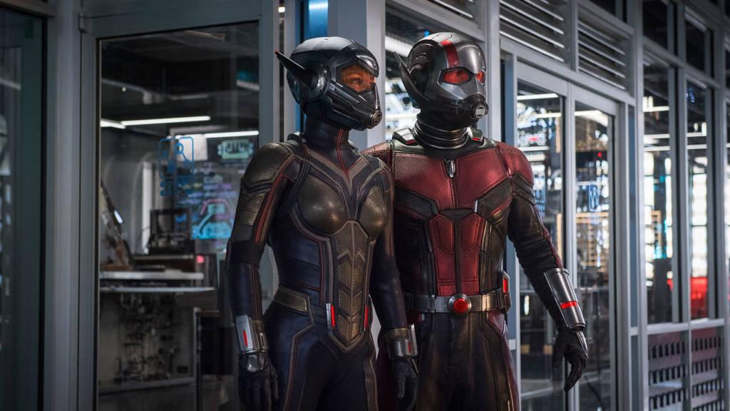 Ant-Man i Osa2