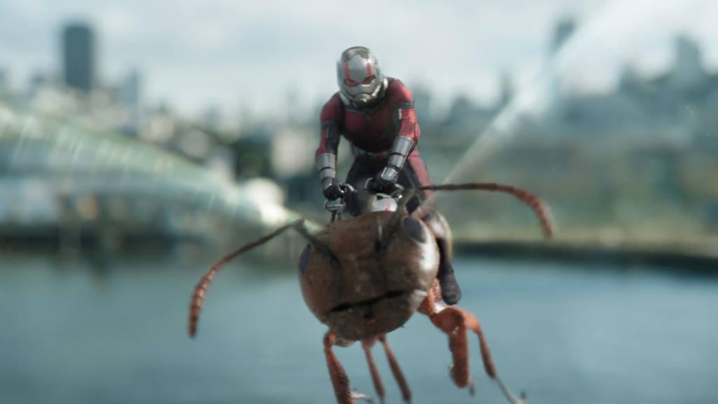 Ant-Man i Osa3