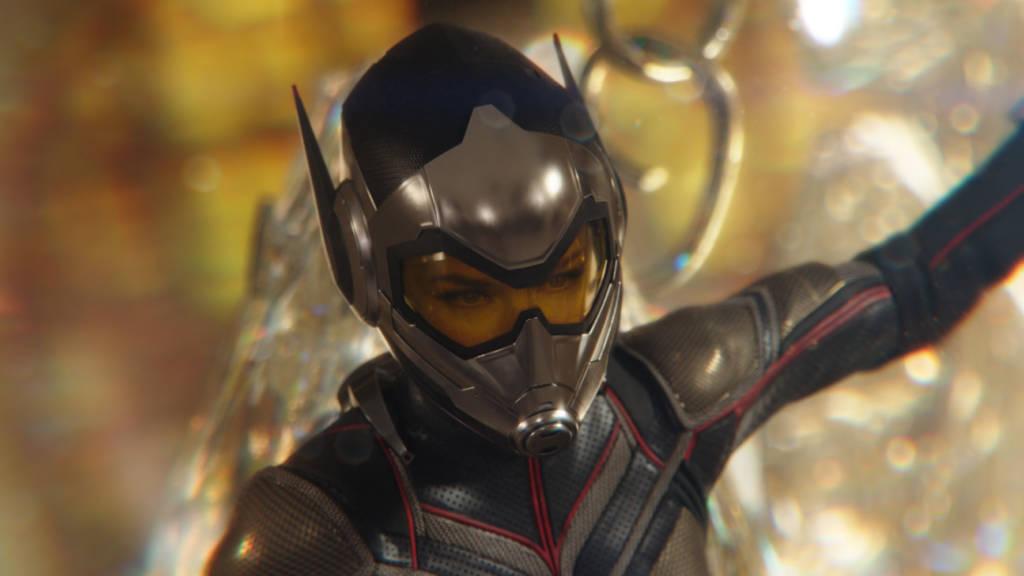 Ant-Man i Osa4