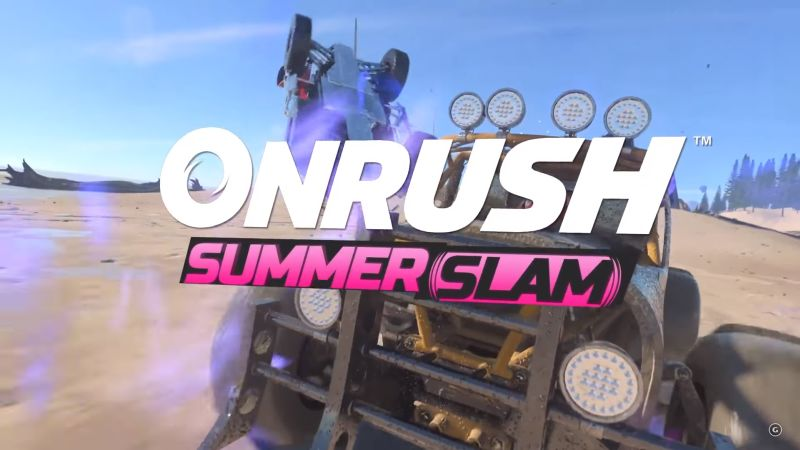 Onrush Summer Slam