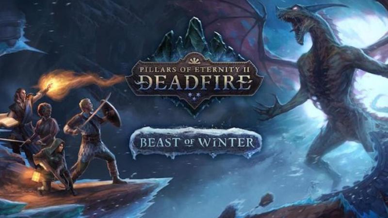 Pillars Of Eternity 2 Beast Of Winter