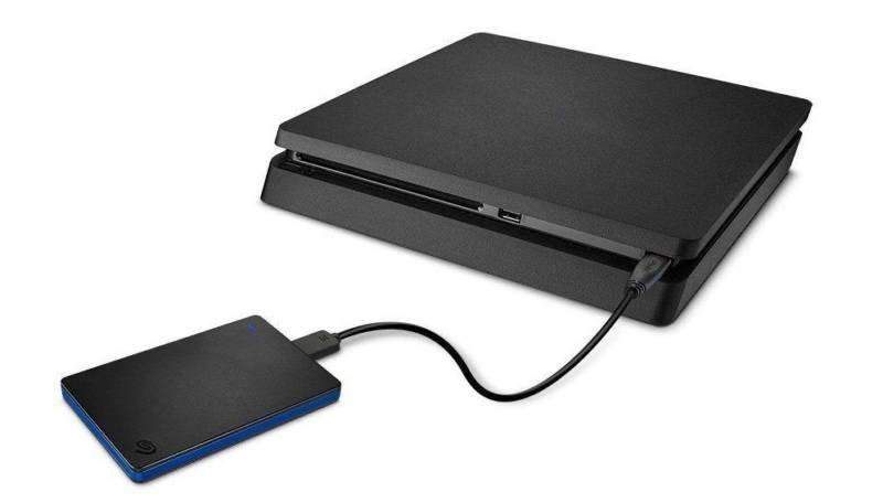 Playstation 4 I Dysk Zewnętrzny