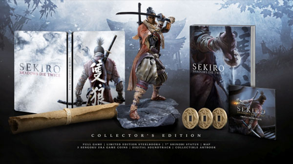 Sekiro Dated 08 20 18