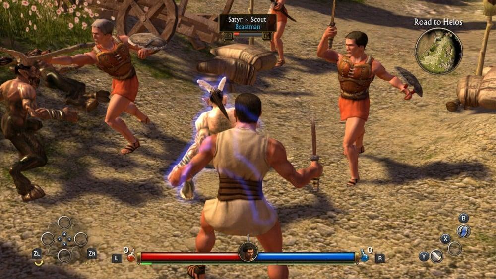 Titan Quest Screen3