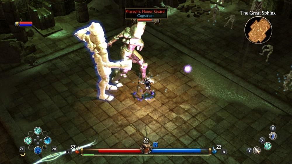Titan Quest Screen5