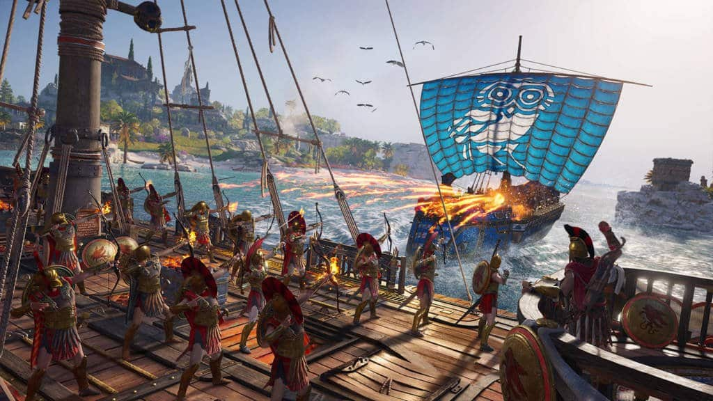 Assassin's Creed Odyssey4