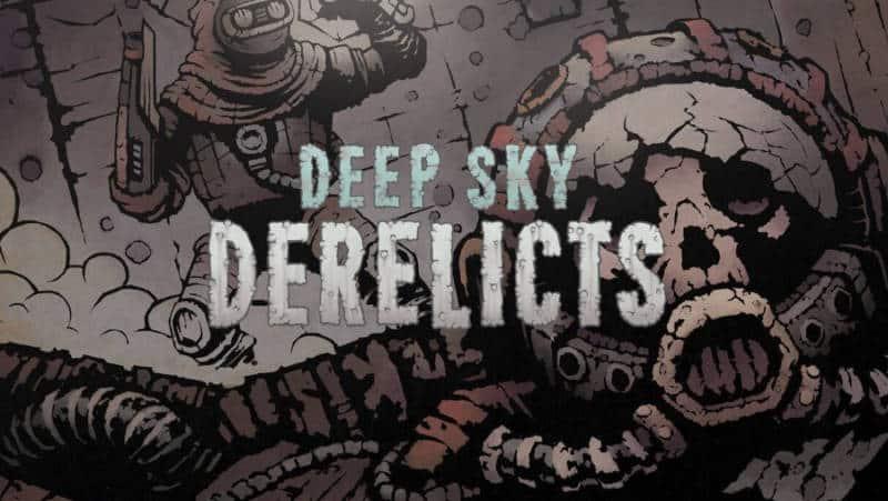 Deep Sky Derelicts Art