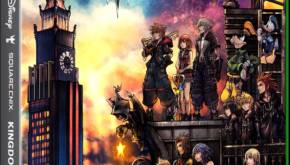 Kingdom Hearts 3 Box