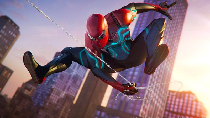 Marvel's Spider Man Dlc