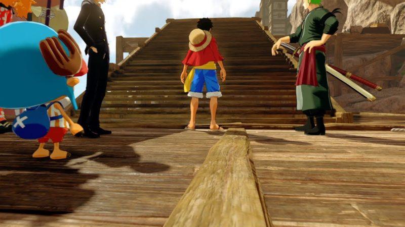 One Piece World Seeker Gameplay Trailer 1 Ps4 X1 Pc 800x450