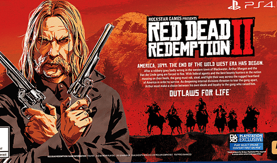 Red Dead Redemption 2 File Size 1