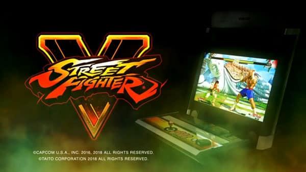 SFV Arcade Ann 09 23 18