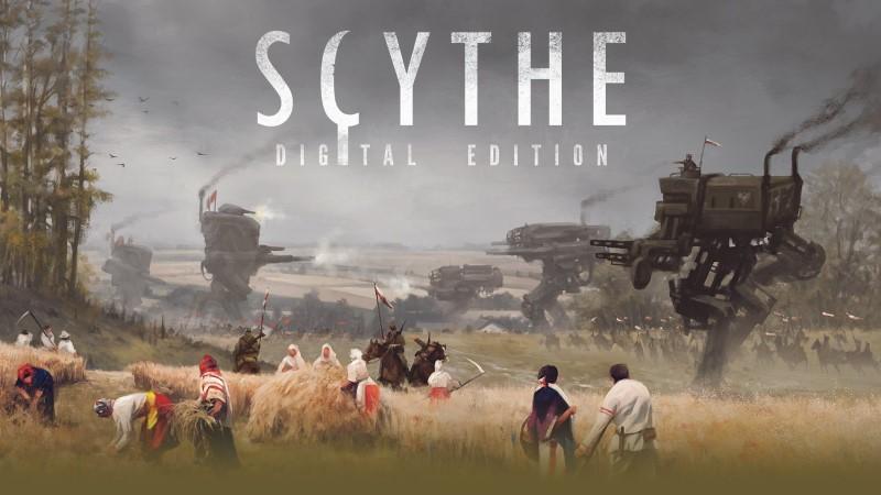 Scythe Art