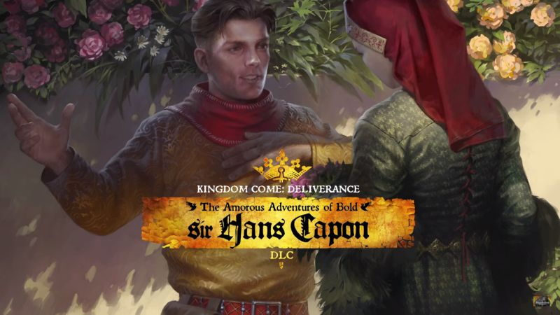 The Amorous Adventures Of Bold Sir Hans Capon