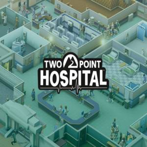 Two Point Hospital Logo