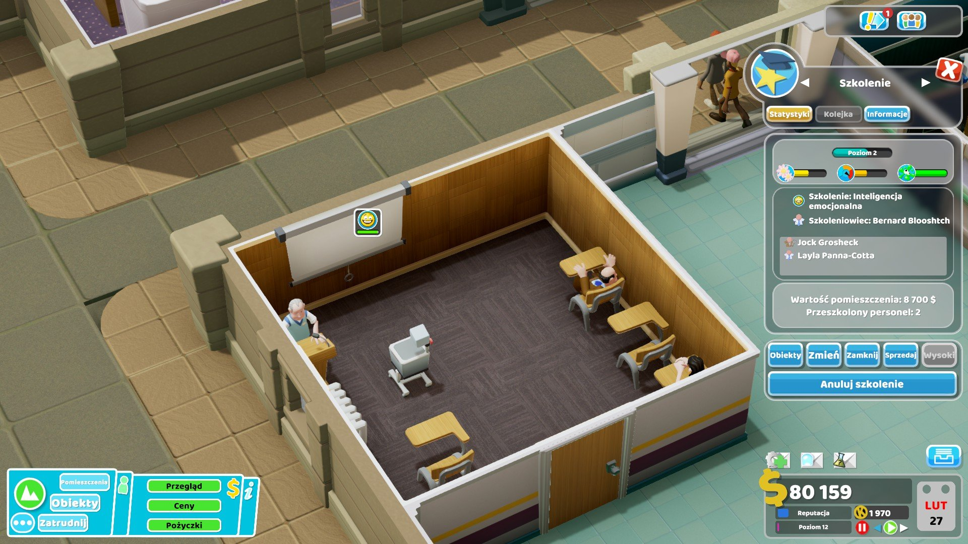 Two Point Hospital screen 3