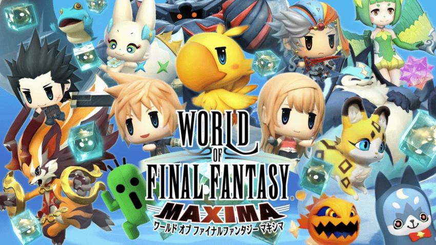 World of Final Fantasy Maxima pubblicati i primi screenshots della versione Nintendo Switch 1 e1537439672515