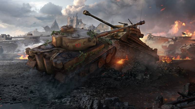 World Of Tanks Mercenaries
