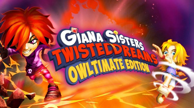 giana sisters twisted dreams nintendo switch 20180904
