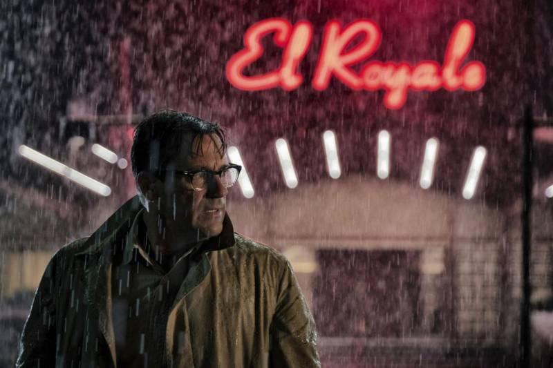 Źle się dzieje w El Royale1