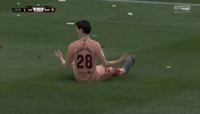 Fifa 19 Kariera (mecz) 0:1 Juv — Bar, 1. Połowa