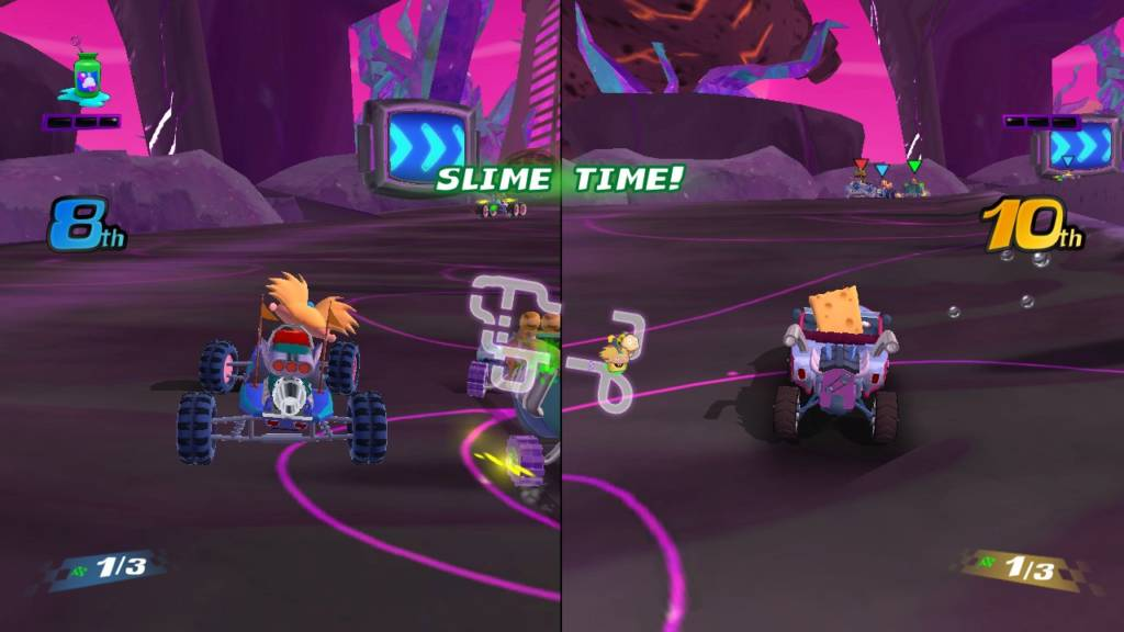 Nickelodeon Kart Racers Screen2