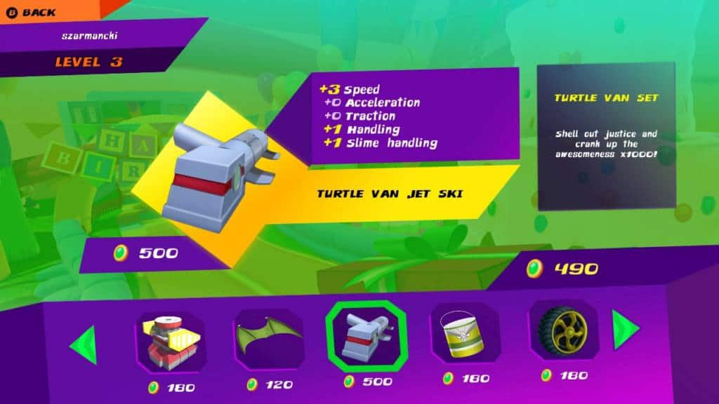 Nickelodeon Kart Racers Screen5