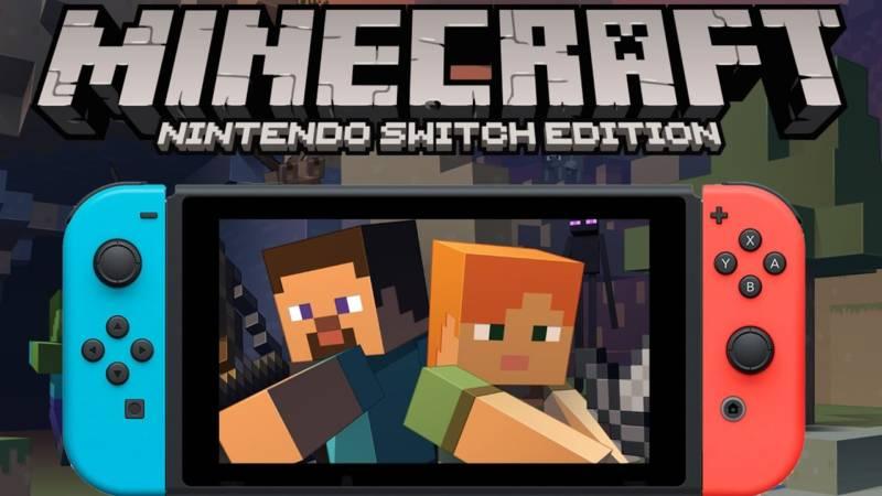 Nintenod Switch Minecraft