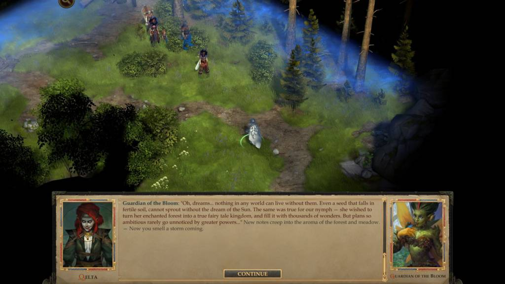 Pathfinder Kingmaker Screen3