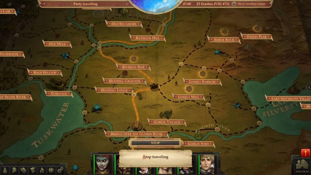 Pathfinder Kingmaker Screen7