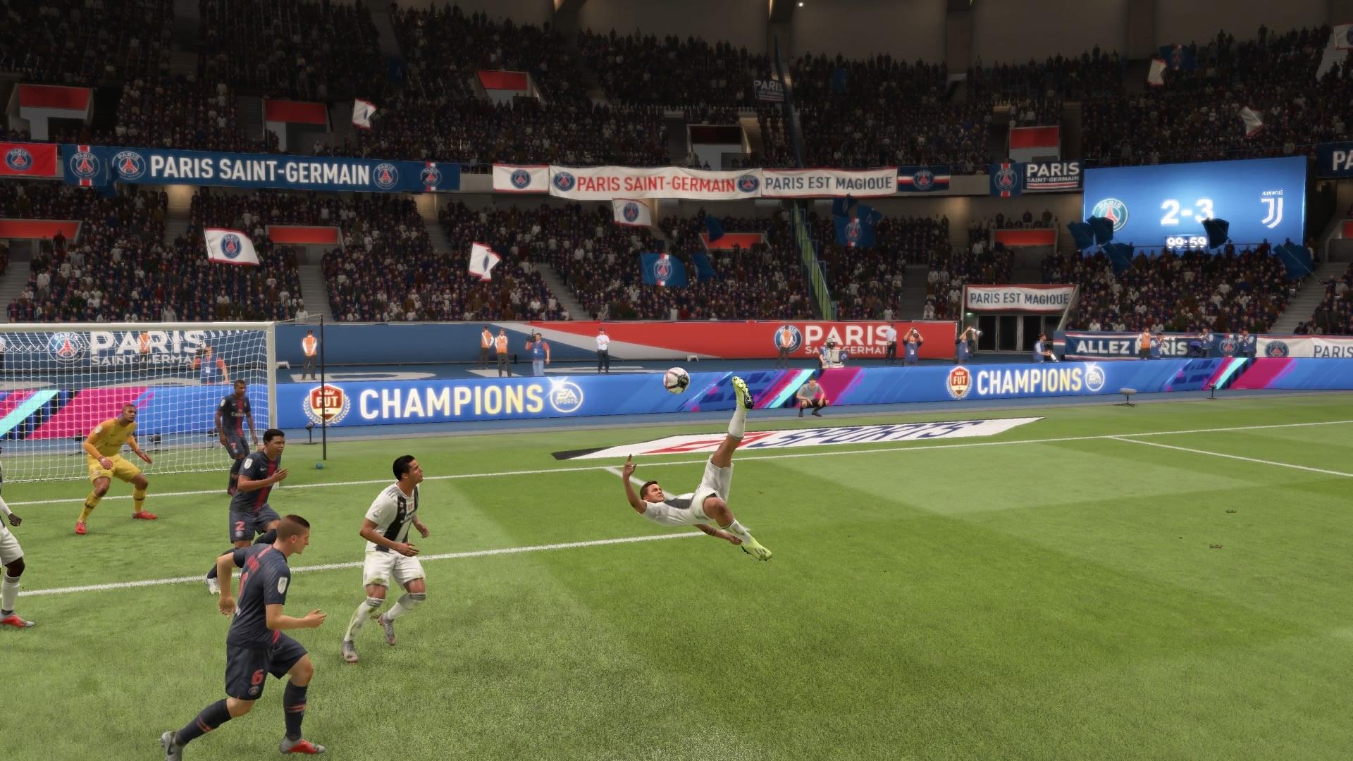 Fifa 19 Szybki Mecz (w Menu)