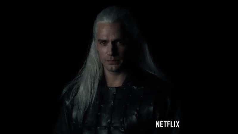 Serial Wiedźmin Geralt W Rivii