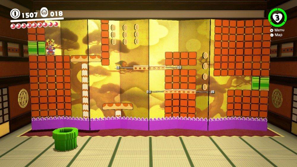 Super Mario Odyssey Screen3