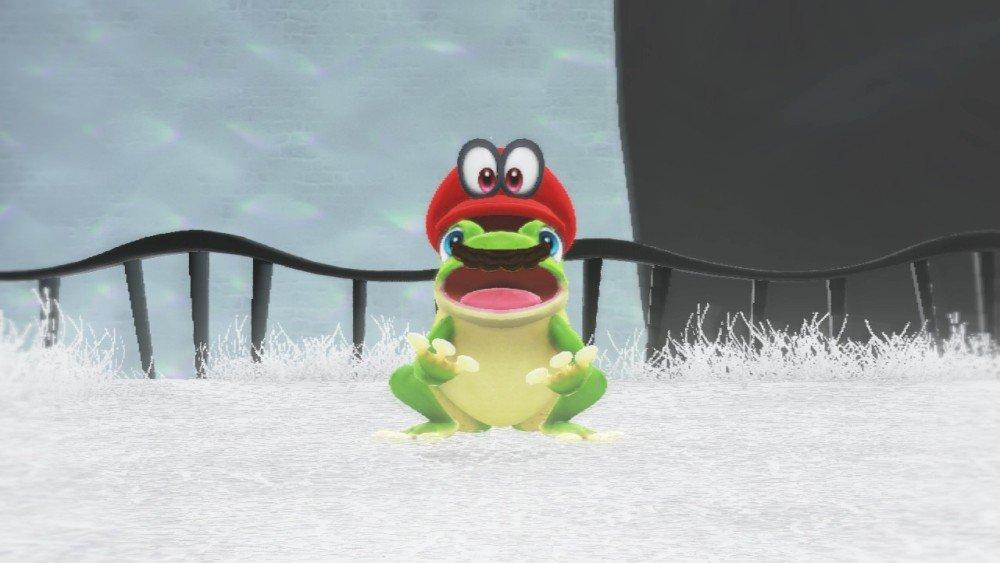 Super Mario Odyssey Screen6