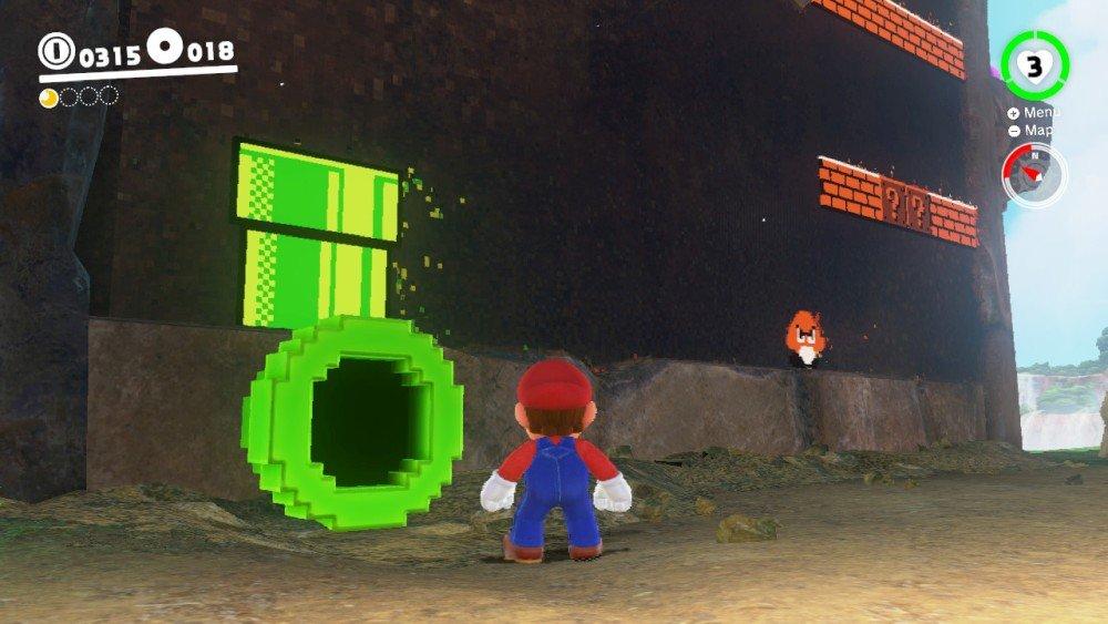 Super Mario Odyssey Screen7