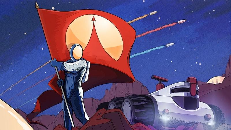 Survivng Mars Space Race